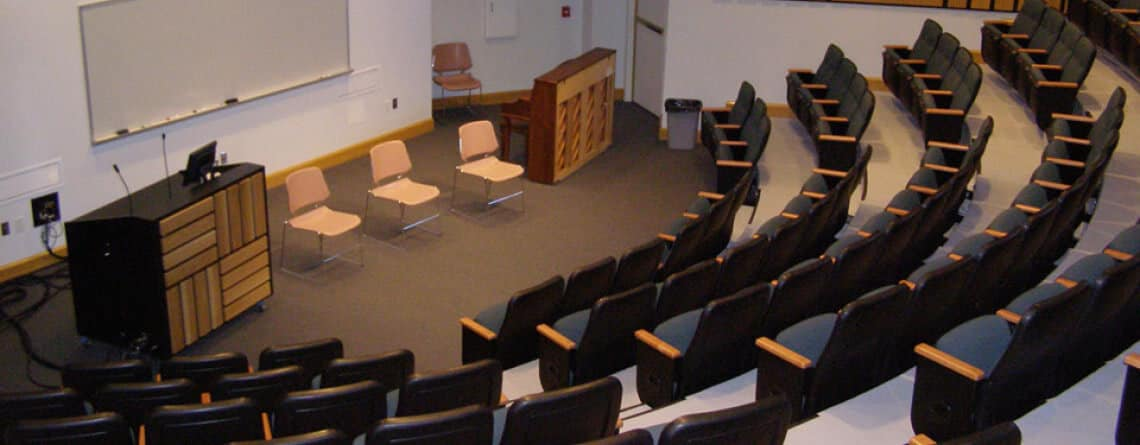 Main Conference Center