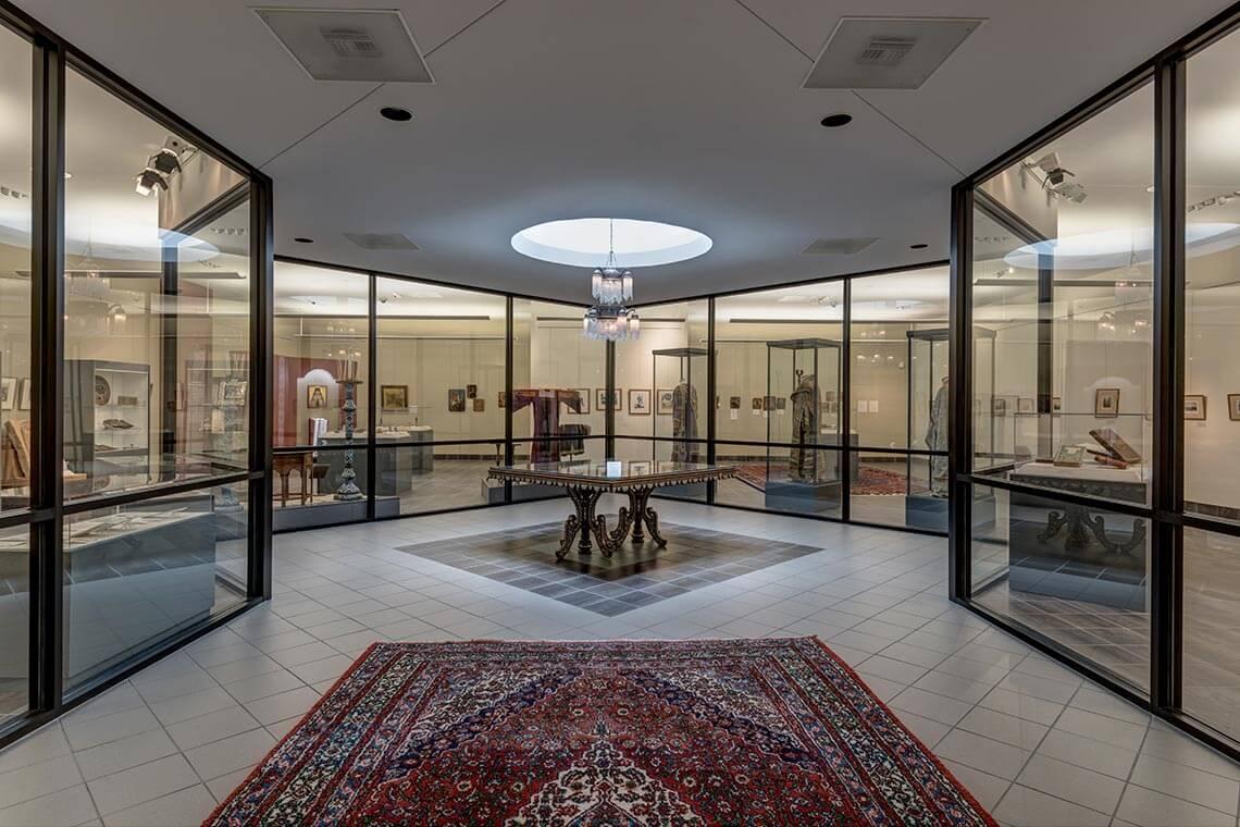 Antiochian Heritage Museum Inside View