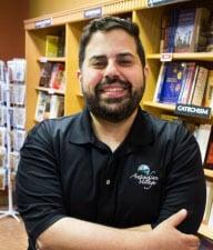 Todd Mokhiber - Bookstore Manager